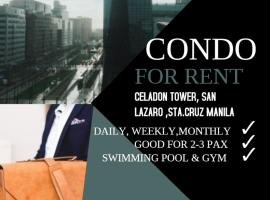 Red Clay Condominium Manila Philippines