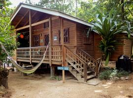 Hotel photo: Blue Island Divers Casita Azul
