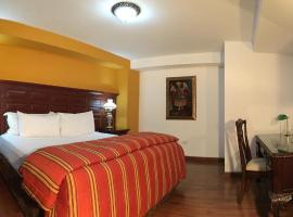 Hotel Photo: Terra Andina Colonial Mansion
