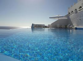 Hotel Petradi Ios Chora Greece