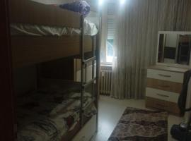 Hotel photo: ZAFER PLAZA HOME