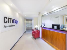 Hotel photo: City Edge East Melbourne Apartment Hotel