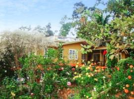 Well-furnished 4-bedroom homestay for a family by GuestHouser Siddapur India