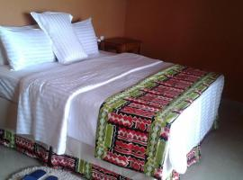 A picture of the hotel: Kivu Lodge