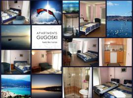 Hotel photo: Apartments Gugoski