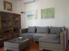 Hotel photo: Sitges Penthouse with large terrace, 3 min. from the beach