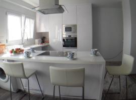 Oval Apartment Limassol Cyprus