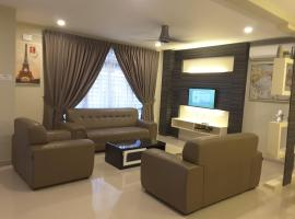 A picture of the hotel: Laman Kurnia Holiday House