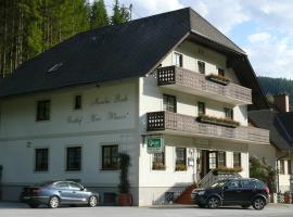 Hotel photo: Gasthof-Pension zur Klause