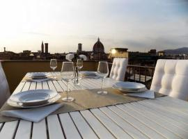 Roof Suite Apartment Florence Italy