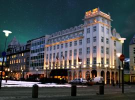 Hotel photo: Hotel Borg by Keahotels