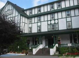 A Picture Of The Hotel Glynmill Inn