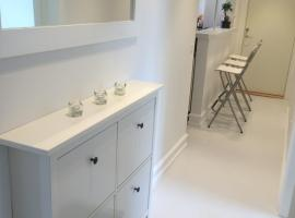 Hotel photo: 3 bedroom apartment near Cph CIty and Amager Beach