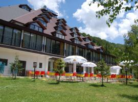 Hotel photo: Hotel Makpetrol Mavrovo
