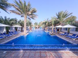 Hotel photo: Fujairah Hotel & Resort