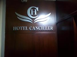 A picture of the hotel: Hotel Canciller