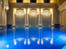 Hotel Photo: The Gainsborough Bath Spa - YTL Classic Hotel