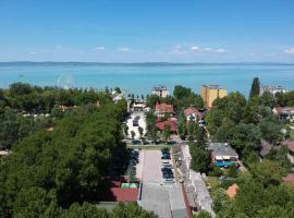 Hotel Photo: Balaton Panzio