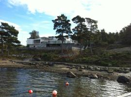 A picture of the hotel: Hällestrand Seaview Apartment