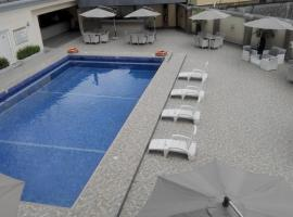 Готель фото: De Edge Hotel Port Harcourt
