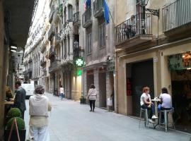 Hostal Santa Ana Barcelona Spain