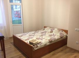Hotel photo: Apartment on Raduzhny 19/3