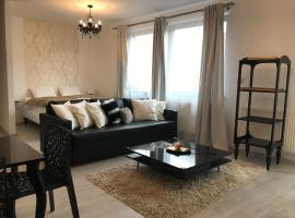Hotel Photo: ZARA LUXURY APARTMENTS The absolute center of Žilina