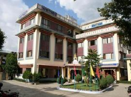Hotel Photo: Swayambhu Peace Zone Hotel
