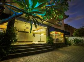 Hotel photo: Airport Kuta Hotel and Residences