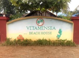 Vitaminsea Beach House - Burmese Only Ngwe Saung מיאנמר