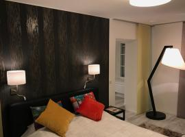 Hotel Photo: New flat in old town+garage