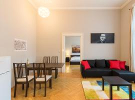 Grand Boulevard Apartment In The Center Budapest Hungary