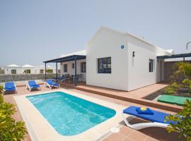 Villa Tamia Playa Blanca Spain