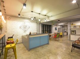 A picture of the hotel: The Chatbox Silom Hostel