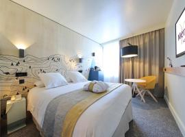 Hotel Photo: Mercure Grenoble Centre Alpotel