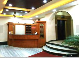 Hotel Rajwada International Belgaum Hindistan