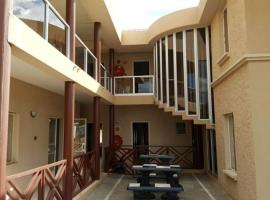 Hotel near Francistown