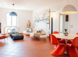 Art Apartment Pisa Italy