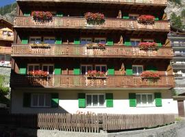Apartment Graven Zermatt Switzerland
