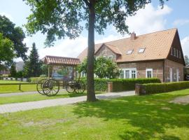Hotel Photo: Wendlandferienhaus-Storchennest