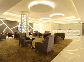 A picture of the hotel: Hayat Rose Hotel Apartments