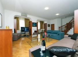 VIP penthouse apartment in historic center city on main street Khreschatyk Kiev Ucraïna