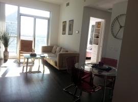 Hotel Photo: Upper Storey Condo Minutes from CN Tower