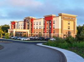 A picture of the hotel: Hampton Inn & Suites Duluth North Mn