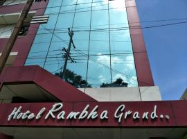 Hotel Rambha Grand Darbhanga India