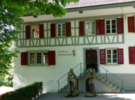 A picture of the hotel: Gasthaus Schlosshalde