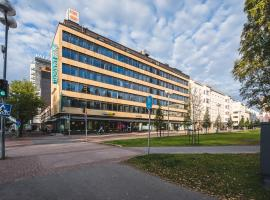 A picture of the hotel: Forenom Aparthotel Oulu Uusikatu