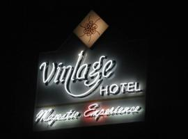 Vintage Hotel Durban South Africa