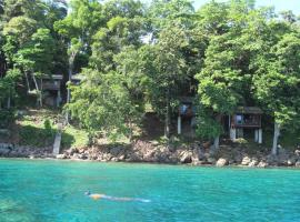 Treetop Guesthouse and Bungalows Iboih Indonesia