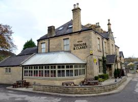 Hotel Photo: Grouse & Claret by Marston's Inns